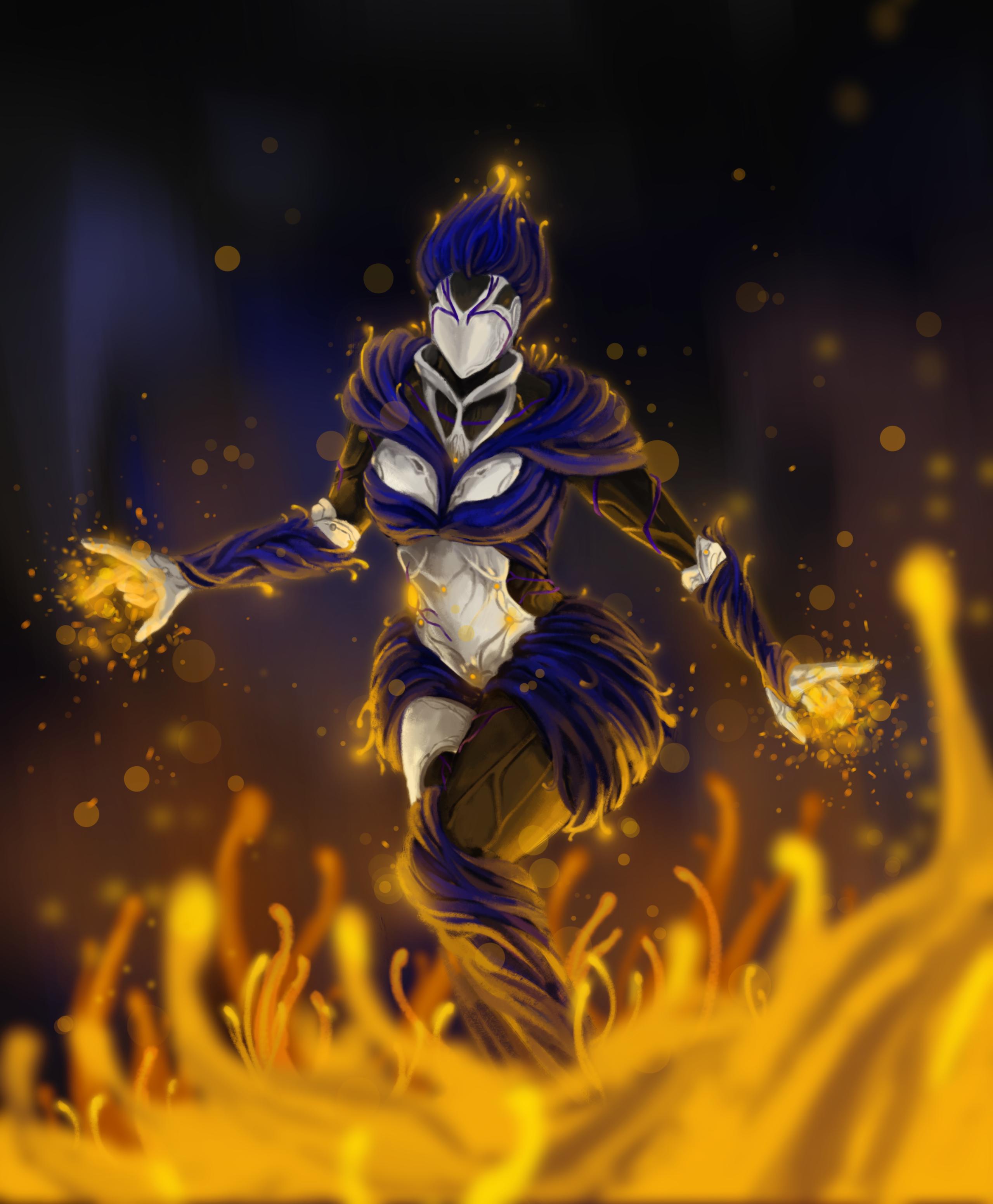 Saryn Deluxe (fan Concept) by Jarranna