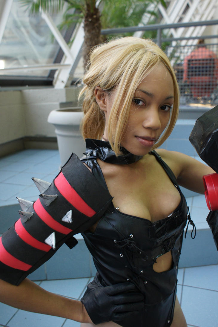 Rachel from Ninja Gaiden by YearOftheSerpent