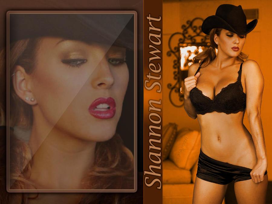 Shannon Stewart cowgirl by magXlander