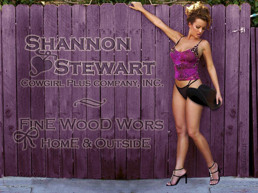 Shannon Stewart cowgirl+ Inc. by magXlander