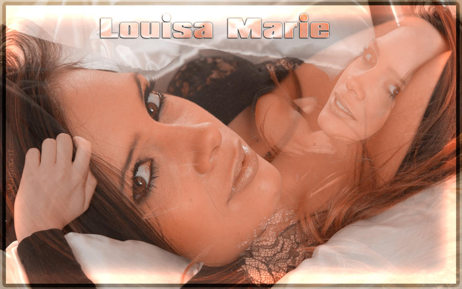 Louisa Marie my hair1 by magXlander