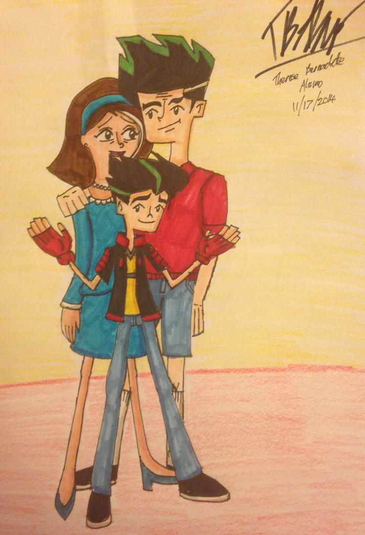 The Long Family by BabyAlviGX