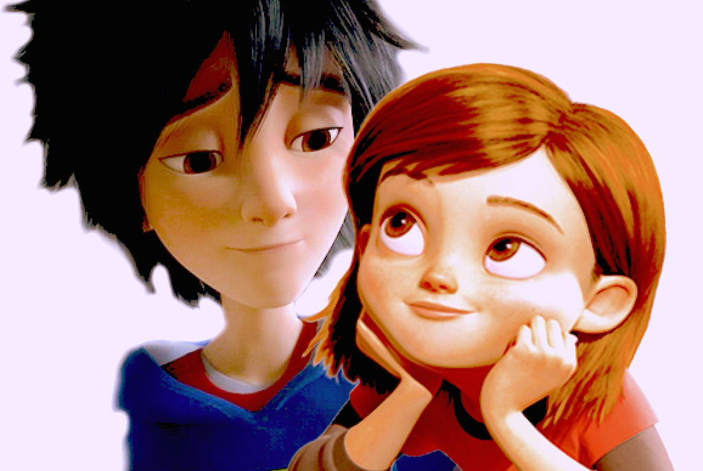 Hiro and Penny by BabyAlviGX