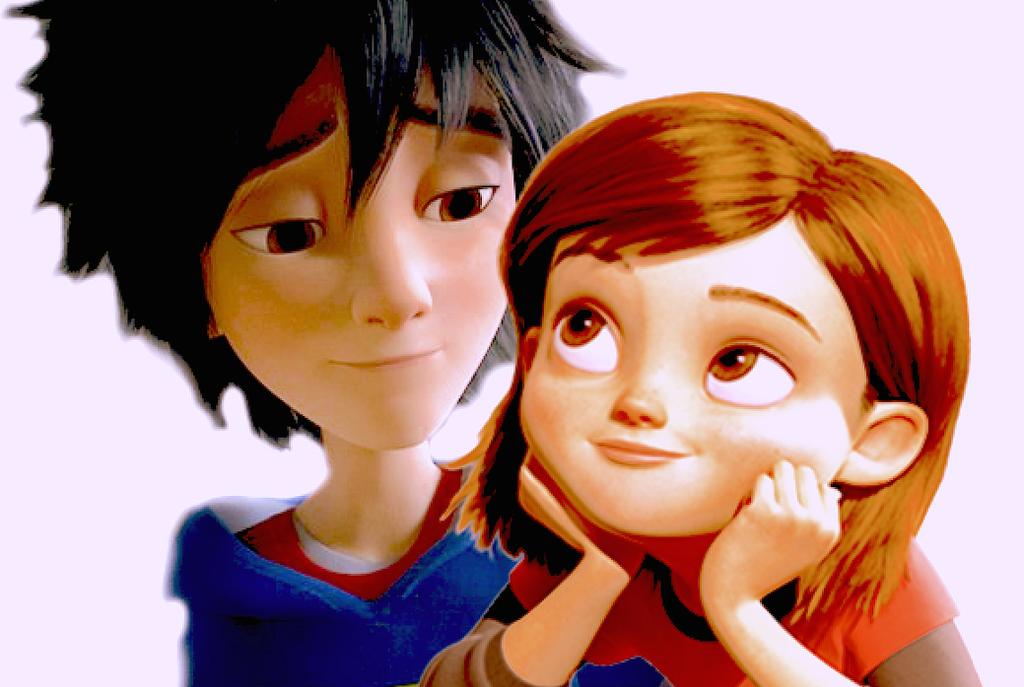 Hiro and Penny by BabyAlviGX