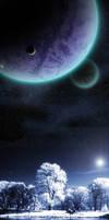 Space Art by Splint3x