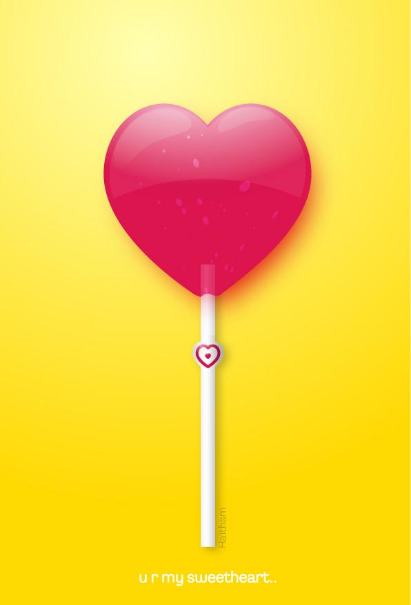 my SweetHeart by i2mii
