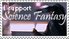 Science Fantasy Stamp by DarkJediPrincess