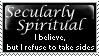 STAMP: Secularly Spiritual 03 by DarkJediPrincess