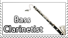 STAMP: Bass Clarinetist 01 by DarkJediPrincess