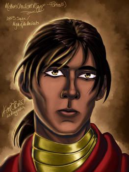 DBFS: Guardsman Methos Portrait