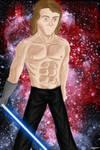 Shirtless Anakin