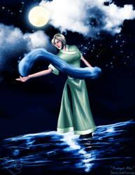 TtLG: 'Midnight Blue' by DarkJediPrincess