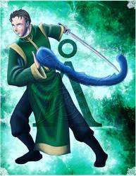 TtLG: Tau'ri Avatar by DarkJediPrincess