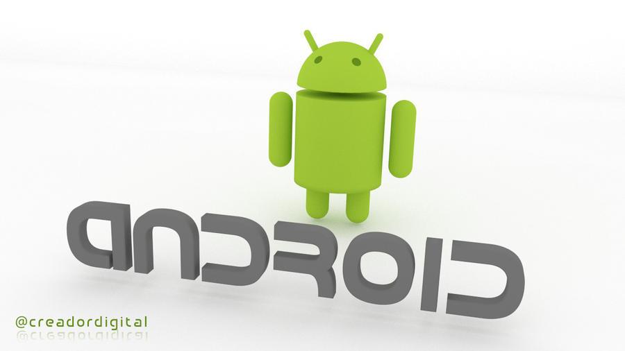 Android 3D Logo Comp by illustdrummer on DeviantArt