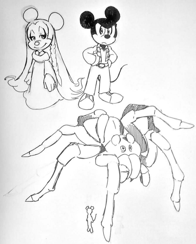 Emily and Zuritan from Luna Rossa by Zenox-furry-man