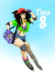 Coming from 80/90! Tina Otto!
