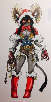 Hilda the Krampus