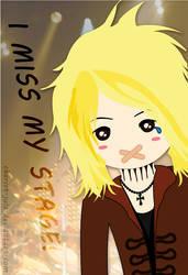 Get Well Soon Ruki by charist-JuLz