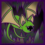 Pokedex Challenge #041 Zubat (Shiny)
