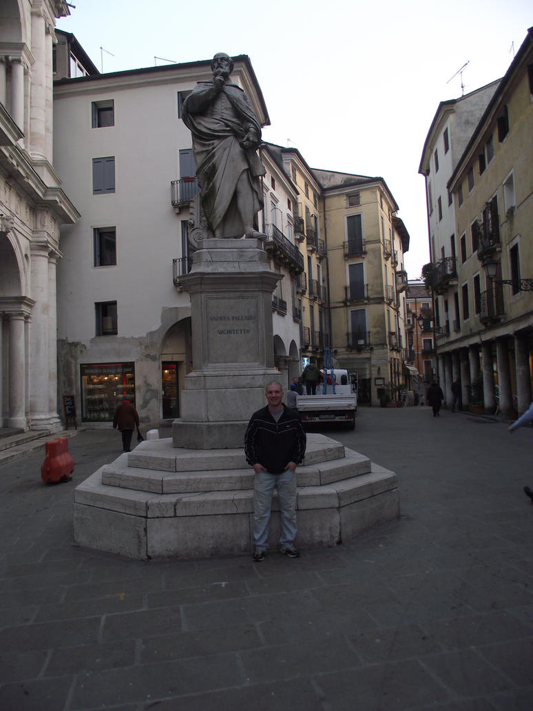 andrea palladio architetto, Vicenza's architect by lordstormZ