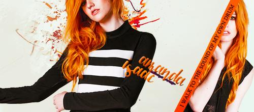 Firma - Amanda Isaac by anneshiirley
