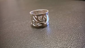 First Silver Ring