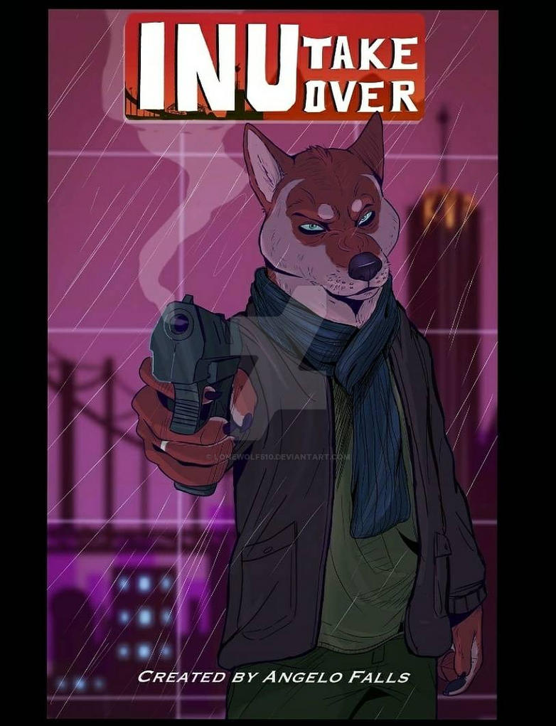 Inu Takeover  by LoneWolf510