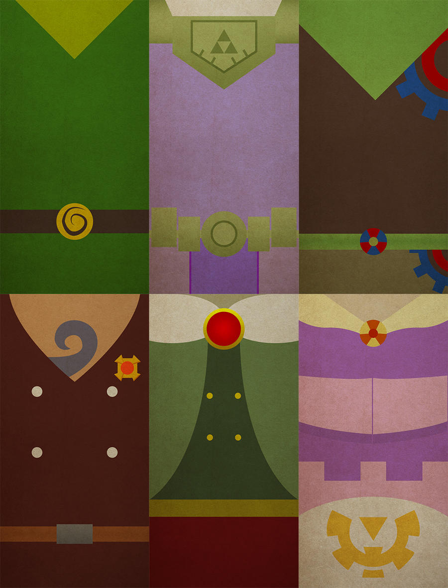 Zelda Spirit Tracks Minimalistic Posters by Lillian1810 on ...