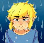 him sad