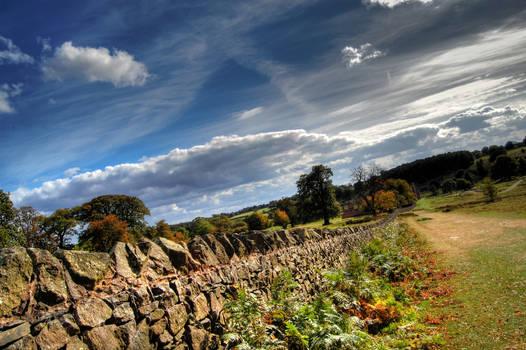 Bradgate Park Autumn HDR