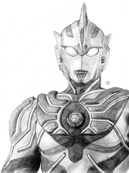 Ultraman Legend By JRtheMonsterboy