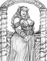 Elf Lady by DJNebulous