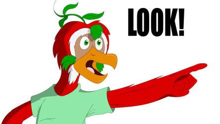 Looney Look! by Bronson365