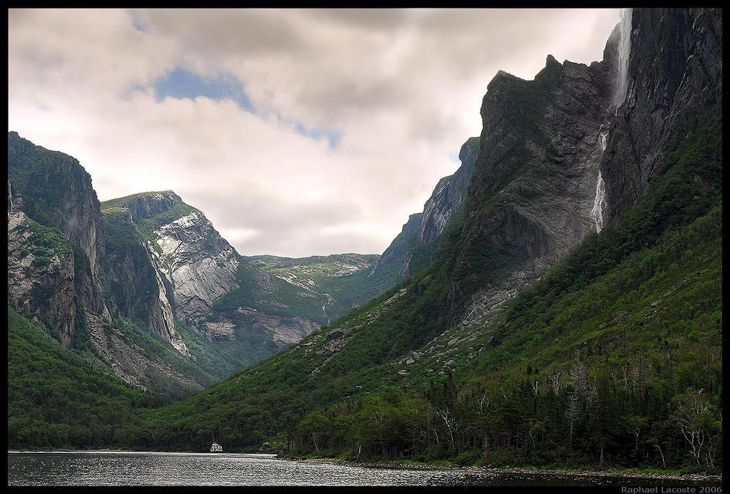 Newfoundland I by El-Rafo