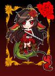 Flower Spiriti #03 - Red Rose