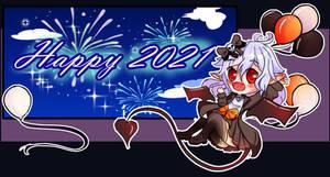 Happy New Year- 2021