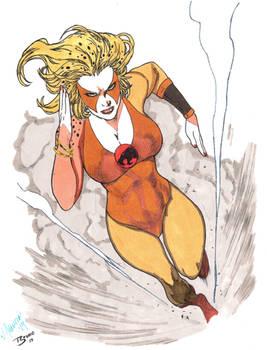 Cheetara of the Thundercats