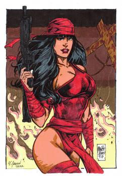 Marvel's Elektra