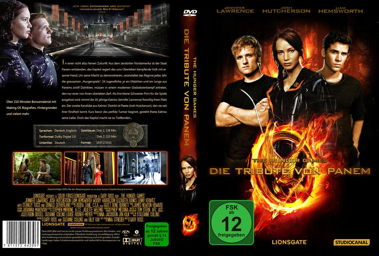 THG: DVD design by NinaStrieder on deviantART