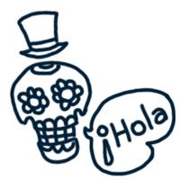 sketch skeleton by minicosmicgirl