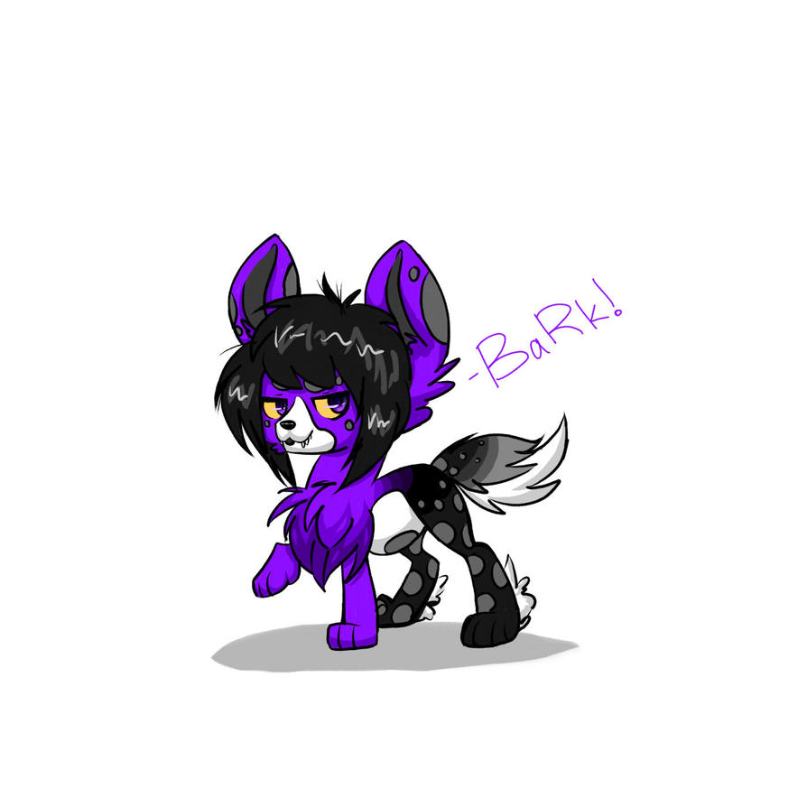 Gamzee Dog by askGAMZEE-MAKARA-ask