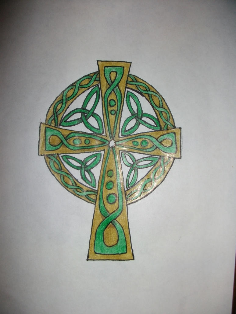 Celtic Cross by Aless8074 on