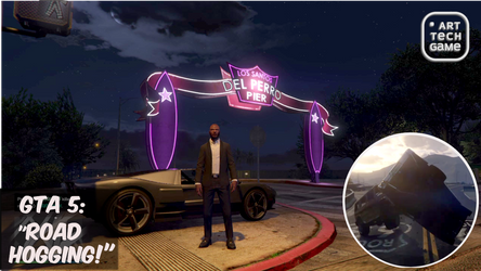 GTA 5 Road Hogging With Butch Video Thumbnail