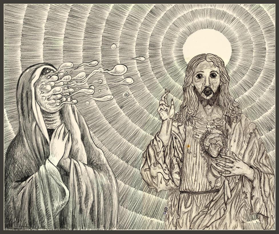 Dissolving Adoration by Iskaeldt