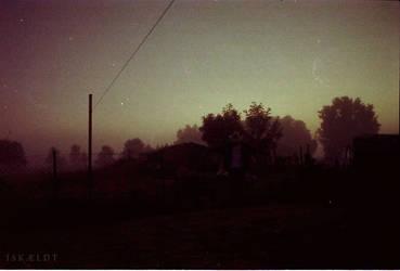 Scarecrow by Iskaeldt