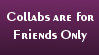Friends Only Collabs Stamp by Fluffy-Marshall