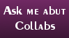 Ask Collabs Stamp by KevynTheRhino