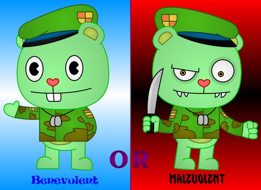 Benevolent or Malevolent by Baron-Redbeaver