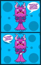Bugs Bison's Sweater Secret