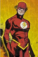 The Flash by CartoonCaveman